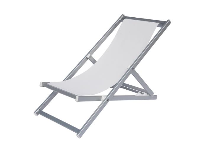 Liegestühle aus aluminium | Gamma